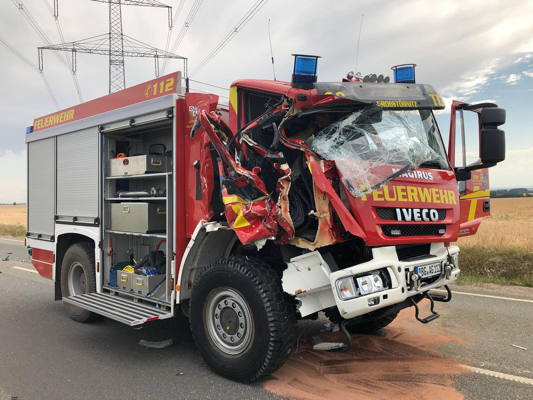 Unfall Groß-Umstadt Heute
