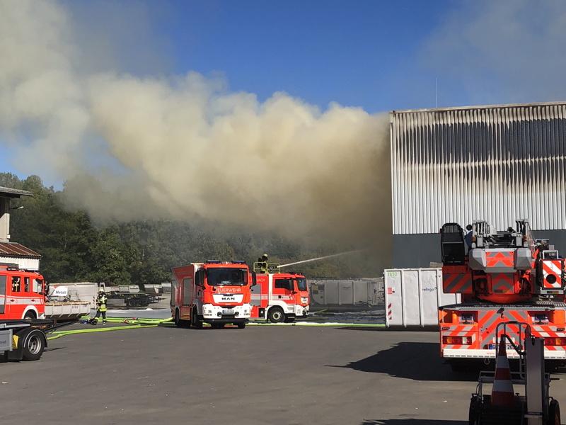 Brand Bergisch Gladbach