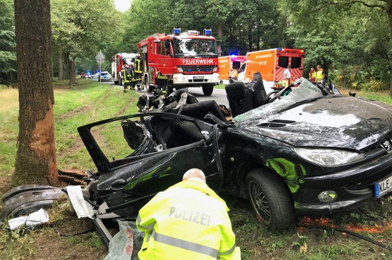Unfall Goch Heute
