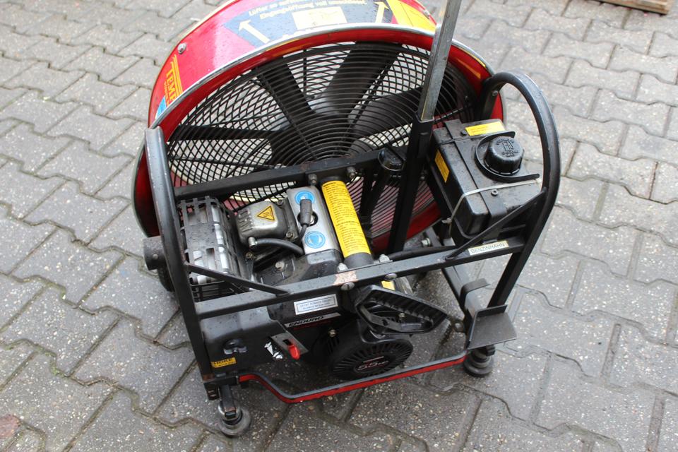 Tempest Power Blower : Überdrucklüfter tempest power blower bd