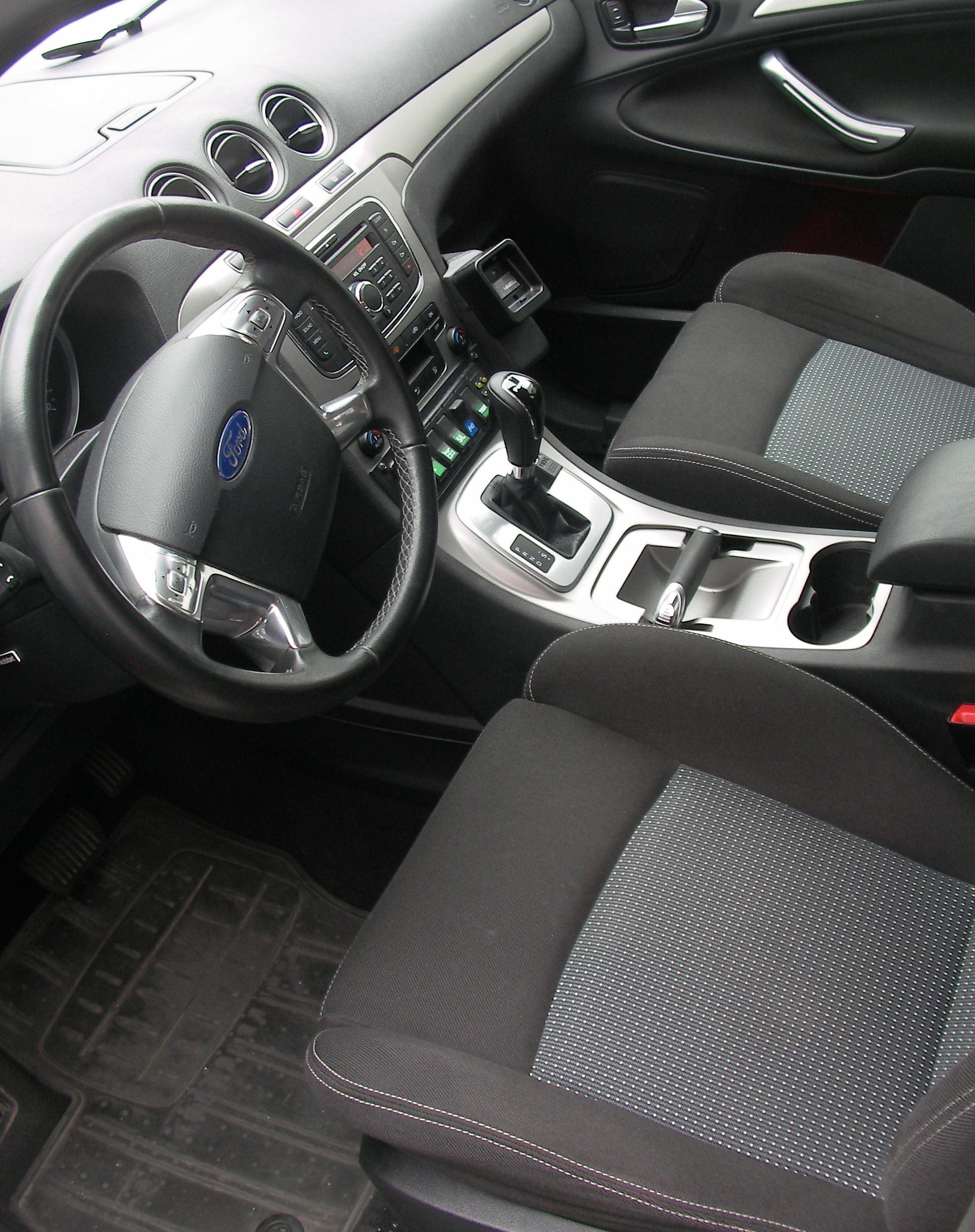 Hersteller Ford Typ S Max NEF Motorschaden Baujahr 2012 Erstzulassung Antrieb Diesel Zul Gesamtgewicht 2505 Kg Ausstattung 08
