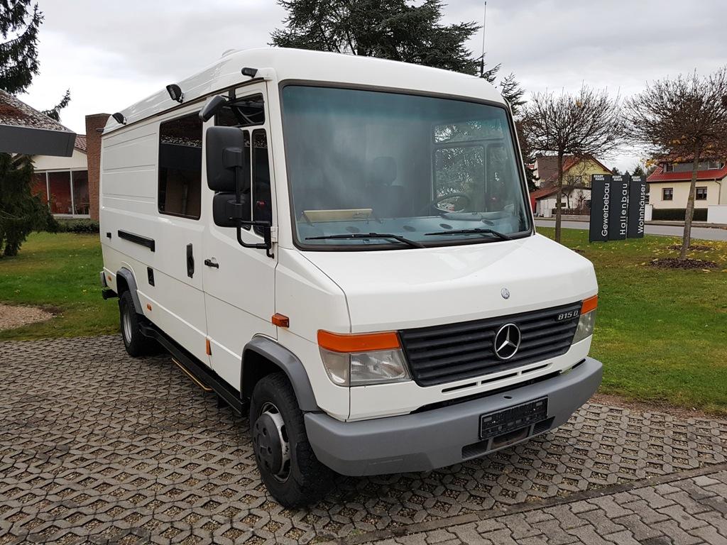 Mercedes benz 815 vario beh rdenfahrzeug klimaanlage for Mercedes benz financial login