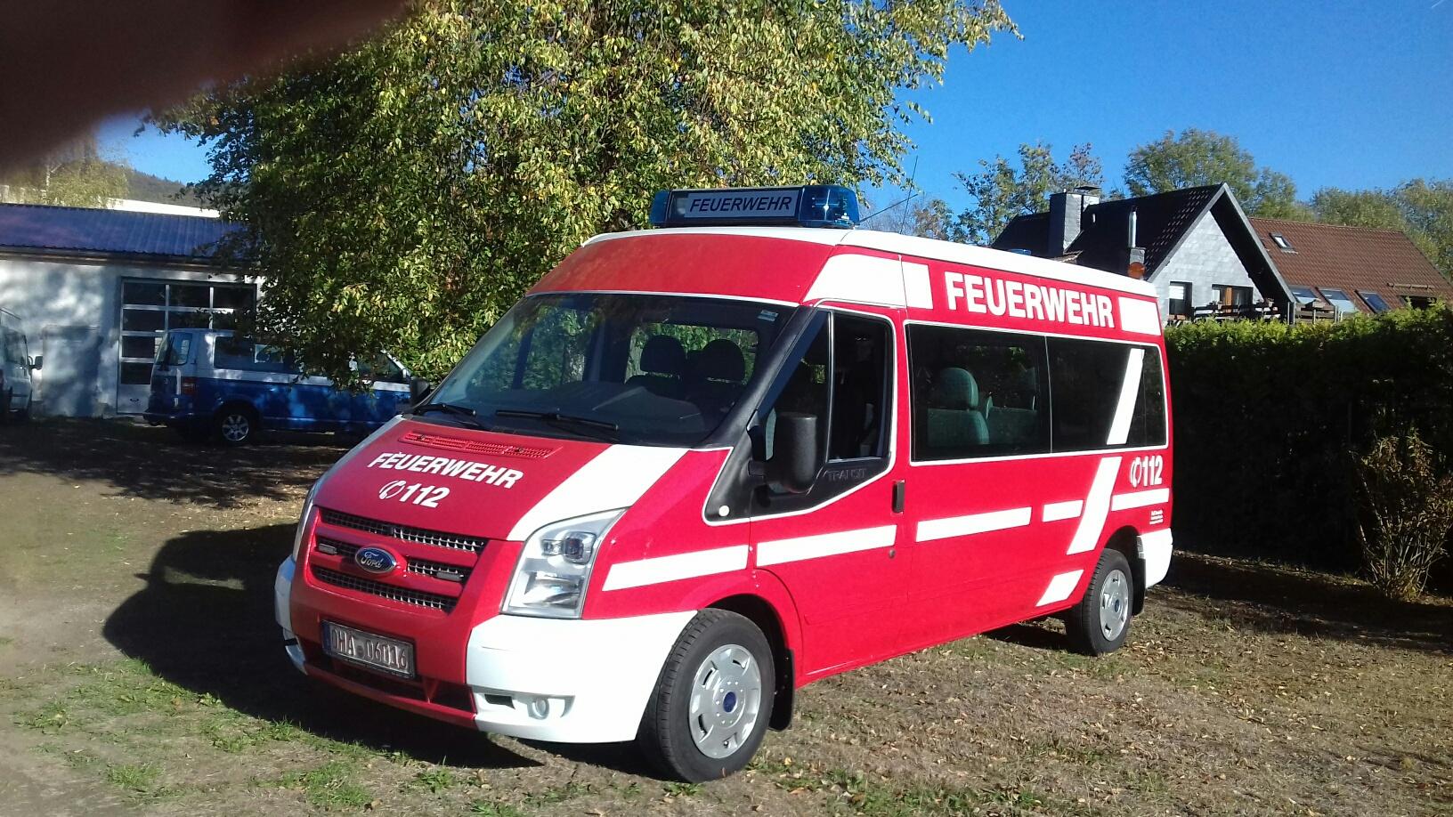 Top gepflegter Ford Transit FT 3000 MTW - ELW - XXL ...