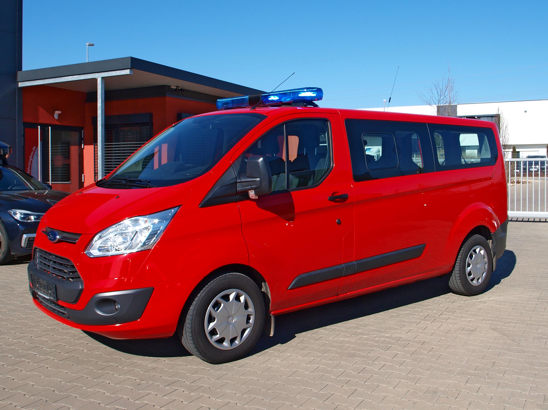 Ford Transit Custom - MTW gebraucht - 29.900 Euro
