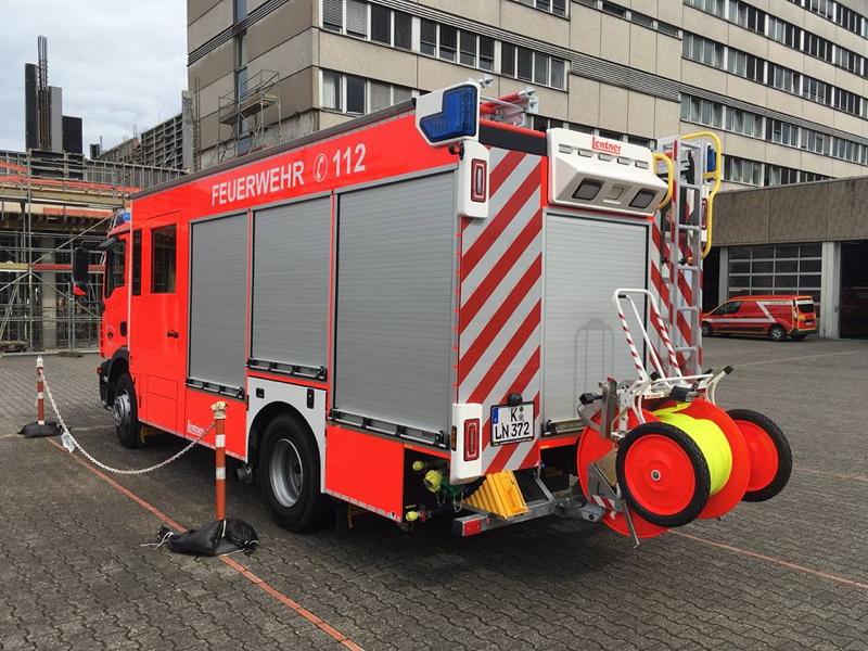 Köln Feuerwehr