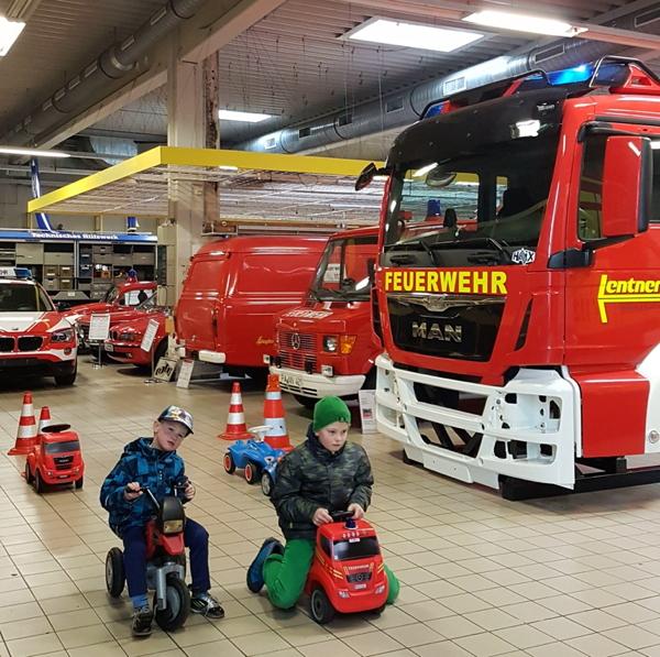 Dieser Feuerwehr-Simulator soll künftig Leben retten